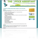 The Office Assistant  -  www.theofficeassistant.co.za